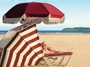 Del Beach Daybed Rental